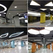 軌道交通照明燈具案例報價地鐵燈方案
