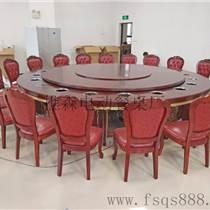 電動餐桌廠家定制生產 紅木雕花電動餐桌餐桌 餐廳電動