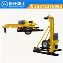 工程水井钻机 履带气动钻机打井机