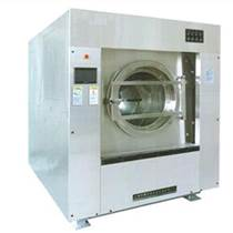 廚房洗滌設備_100公斤工業洗衣機_新航星
