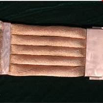 文達電氣透明護套多股軟銅絞線軟連接 金屬導電軟帶線