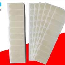 硅膠橡膠雙面膠帶一面硅膠一面PC氟塑膜膠帶