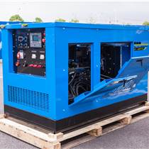 400A低转速拖拉式发电电焊机