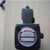 台湾安颂ANSON油泵PVDF-320-320-10