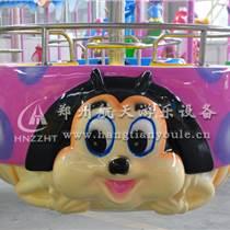 2019年航天游樂推出爆款蟲蟲樂園兒童游樂設備