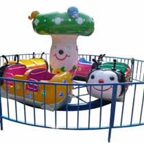 鄭州航天游樂推出新款瓢蟲樂園游樂設備