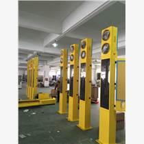 3m一體式廣告人行信號燈,高端定制一體式信號燈