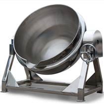 潤鼎不銹鋼電加熱夾層鍋 可傾斜式肉制品加工設備
