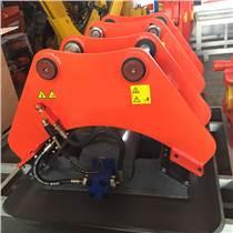鉤機平板夯 瀝青路面壓平壓實機 挖掘機機械配件高頻振