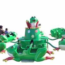 航天游樂2019推出新款彈跳青蛙游樂設備