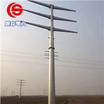 厂家供应电力钢杆,电力钢管杆塔,电力输电钢杆