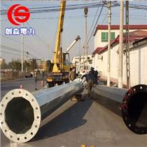 电力钢杆 钢杆基础 电力钢杆打桩