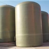 玻璃钢酱油罐 玻璃钢醋发酵罐供货厂家