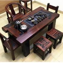 老船木辦公桌客廳茶幾會議桌老板桌