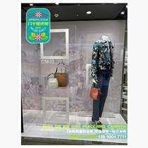 服装中场架,展架,龙门架&广州市八千里货架母婴店饰品