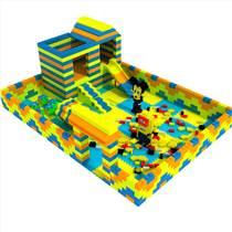 EPP積木城堡室內兒童積木樂園軟體積木