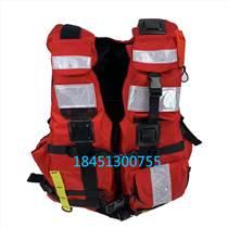 水域救援重型救生衣 150N大浮力带PFD释放装置