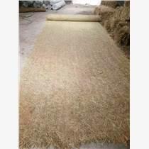 椰絲毯護坡 椰絲稻草混合綠化毯 帶草籽