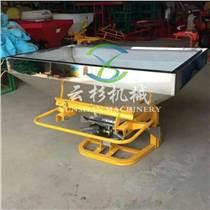 拖拉機后置不銹鋼料箱撒肥機 大型不銹鋼撒肥機 液壓馬
