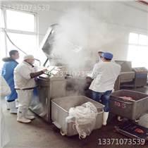 醬料炒制設備-醬料包裝機生產