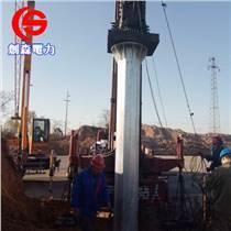 厂家110kv电力钢管杆 110kv电力钢管塔 11