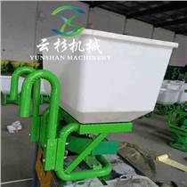三輪四輪車拖拉機插秧機皮帶電動撒肥機施肥器追肥器撒種