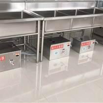 餐饮油水分离器一级过滤价格优惠