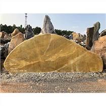黄蜡石价格 刻字景观石园林景观石 大型门牌石