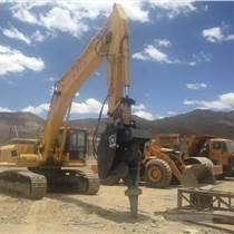 挖掘機液壓破碎錘 挖機振動裂土器 廠家直銷售后有保障