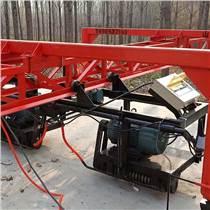东硕机械SYKW-1000全自动桁架刻纹机 路面防滑