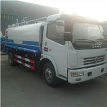 安徽工地8吨洒水车大型福瑞卡洒水车价格