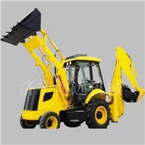 兩頭忙挖鏟一體機 一機多用液壓裝載挖掘機多少錢 價格