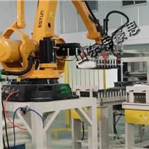無塵拆垛機器人設備 顆粒袋裝全自動拆垛機械手