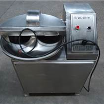 冠通機械生產的新款ZB-20蔬菜斬拌機