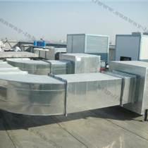 專業提供大中型廚房排煙通風管道安裝設計