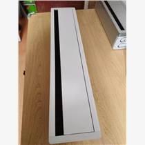 廣東固泰五金生產桌面毛刷線盒廠家 電腦穿線孔價格 4