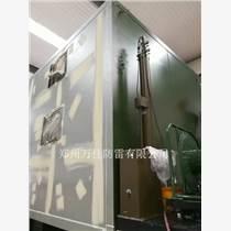 军绿色车用方舱升降杆避雷针,10米便携式避雷针