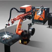 定制工業用焊接機器人 山東氬弧焊焊接機器人