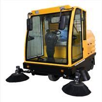 驾驶式扫地机 电动扫地车 工业道路树叶清扫车 吸尘扫