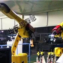 設計全自動焊接機器人生產線 汽車零部件弧焊機器人