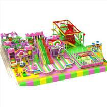 2019哈皮系列新型淘气堡室内游乐场设备儿童游乐场