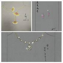 广州卡熙尔珠宝手绘设计培训哪家好,零基础无门槛包会
