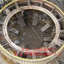 焙燒窯大齒輪/節能回轉窯輪帶托輪擋輪配件加工
