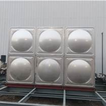 山东筑兴供应不锈钢保温水箱 方形不锈钢水箱
