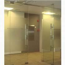 西安玻璃門 西安鋼化玻璃 西安玻璃隔斷 西安興商玻璃