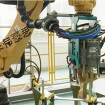 廠家定制船舶行業全自動點焊機器人 龍門自動焊接機器人