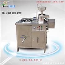 供应TG-30田岗豆浆机商用豆腐机