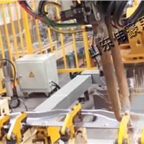 碳鋼法蘭弧焊機器人 焊接機器人多少錢