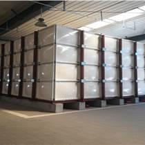 玻璃钢水箱 组合式玻璃钢水箱 山东筑兴玻璃钢水箱厂家