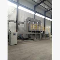 自產優選廢氣催化燃燒設備